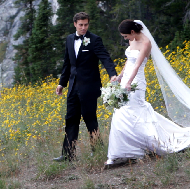 Jackson Hole Wedding Videographer | Moonstone Pictures